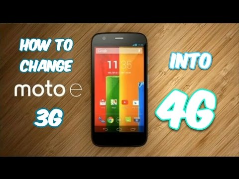 How to change 3g to 4g android 100% working