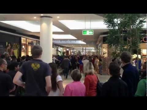 Carindale Apple Store Opening