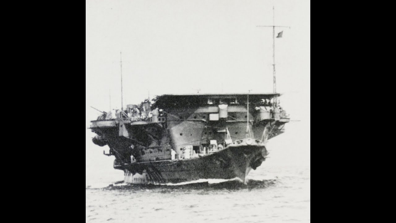 5176世界最強の空母艦隊・龍驤RY...