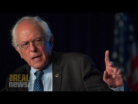 Corporate Media Tries to Bury Sanders Before He's Dead