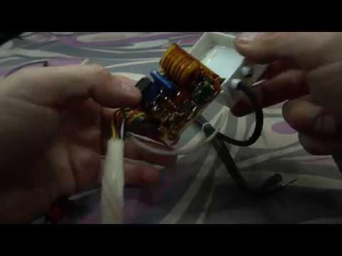 ремонт китайской газовой колонки  электроника +  схема