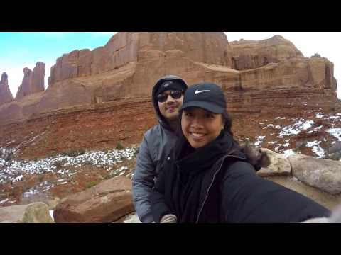 USA GoPro Travel Adventures 2016 - Southwest Road Trip