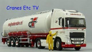 WSI Volvo FH4 + Bulk Trailer