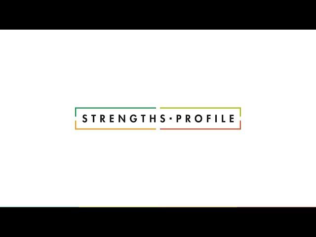 Understanding our Strengths Model of Development