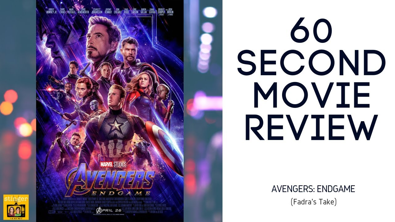 What I Didn't Like About Avengers: Endgame - Fadra's Review