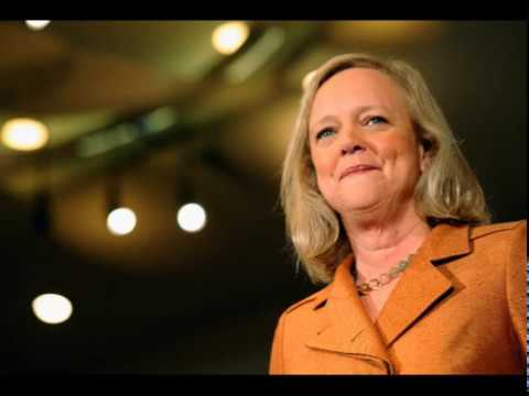 Meg Whitman: World's 6th Most Powerful Woman