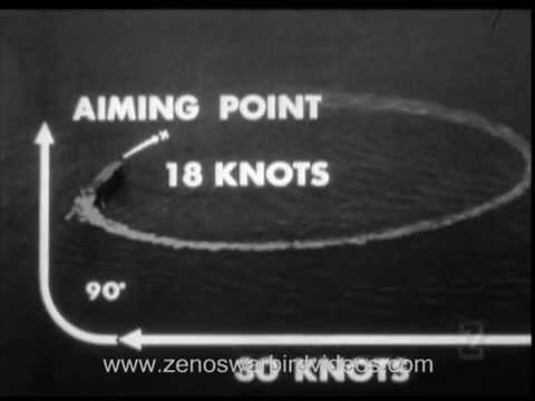 US Navy Aerial Torpedo Attacks in World War 2 - 1945