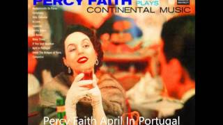 "Percy Faith - April In Portugal. (The Whisp""ring Serenade)"