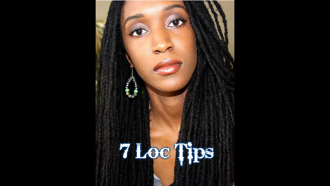 7 Tips for Dreadlock Care 🌴 Maintaining your OWN locs