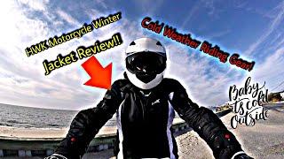HWK Motorcycle Jacket Review!