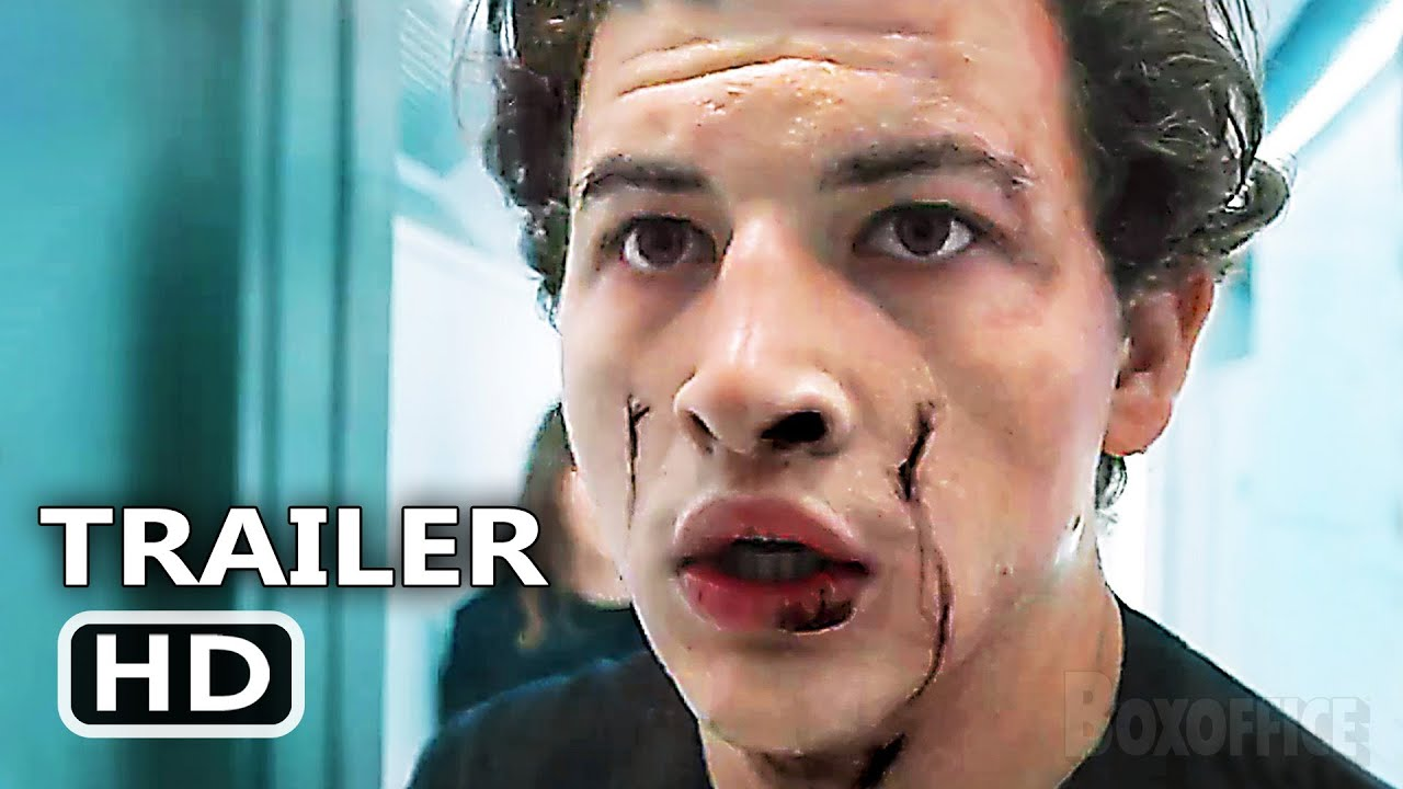 VOYAGERS Trailer (2021) Tye Sheridan, Lily-Rose Depp, Colin Farrell Sci-Fi Movie HD