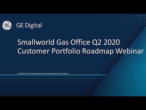 Smallworld Gas Office Portfolio