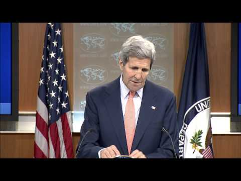 Secretary Kerry Releases the 2014 Country Reports on Human Rights Practices