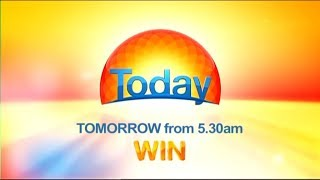 WIN Television - Today Show Promo (June 2014)