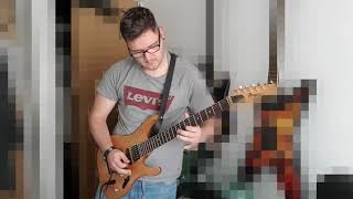 Mozart Turkish March Metal Cover - Joel Morrison