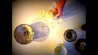 тесто для домашней лапши на яйцах машинного приготовления