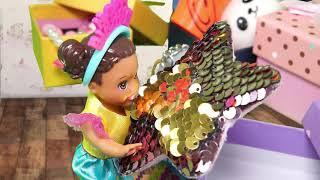 Rodzinka Barbie- Urodziny Zosi. Bajka dla dzieci po polsku. The Sims 4. Odc. 86