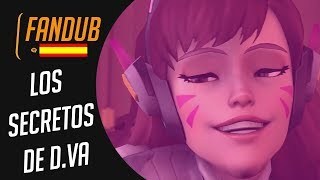 LOS SECRETOS OSCUROS DE DVA [OVERWATCH ANIMACION] FANDUB ESPAÑOL thumbnail