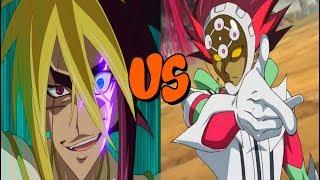 The King of Games Tournament IV: Quattro vs Revolver (Match #2)