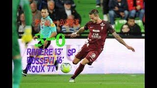 Video Gol Pertandingan FC Metz vs Saint-Etienne