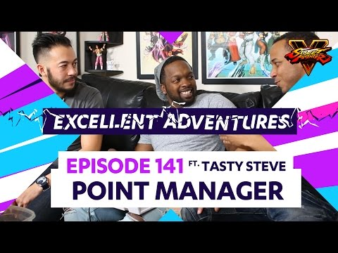POINT MANAGER ft. TASTY STEVE! The Excellent Adventures of Gootecks & Mike Ross Ep. 141 (SFV S2)