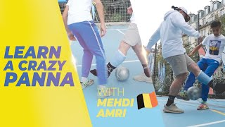 LEARN A CRAZY NUTMEG by Mehdi Amri