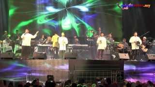 Raihan -  Medley Puji-Pujian dan Syukur (Live)