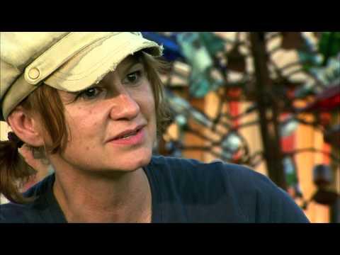 Stephanie Dwyer, Bottle Tree Artist   Mississippi Roads   MPB