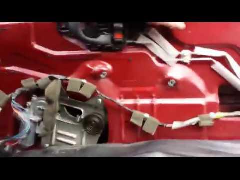 Chevy s10 quick power window fix 1999, 2000, 2002,2003 - YouTube