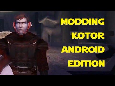 Modding KOTOR: Android Edition - Exar Kun's Tomb