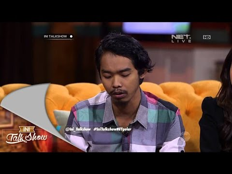 Ini Talk Show 05 Desember 2014 Part 4/4 - Zaskia Adya Mecca, Tasya Kamila, Dodit Mulyanto dan Welin