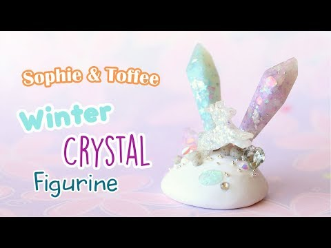 Winter Crystal Figurine│Sophie & Toffee Subscription Box November 2018 Mp3