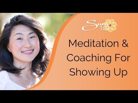 Meditation & Coaching For Showing Up   SuraCenter.com