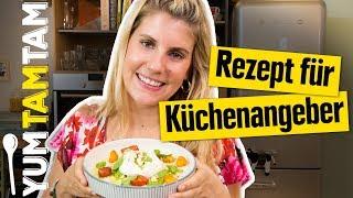 Seid ihr bereit für den KÄSEHIMMEL? // Felicitas Rezepte für Küchenangeber #2  // #yumtamtam