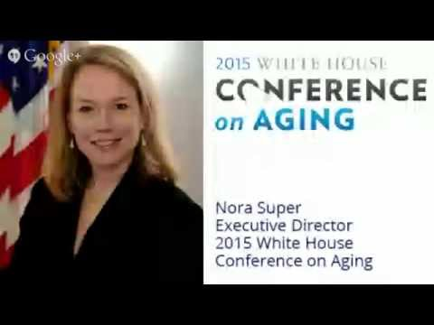 Live Q&A with the White House Conference on Aging