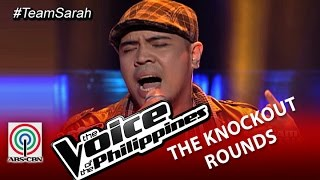 "Team Sarah Knockout Rounds: ""I Believe I Can Fly"" by Mark Douglas (Season 2)"