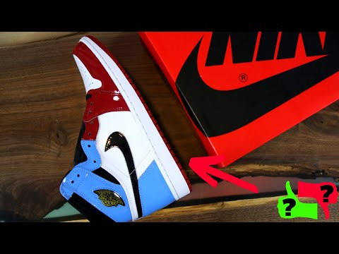 Worth Buying? AIR JORDAN 1 FEARLESS Review!