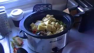 Cooking With The Hobo - Hobo Stew