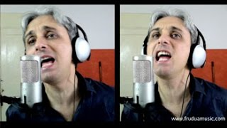 How to Sing No Reply Cover Vocal Harmony tutorial