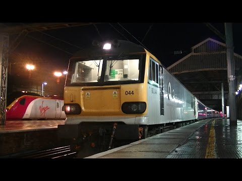 Preston Railway Station Overnighter 29th to 30th May 2015