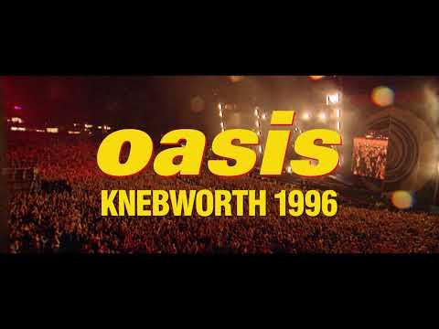 Oasis Knebworth 1996 | Official Trailer | In Cinemas Worldwide 23 September
