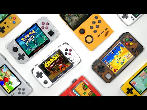 The BEST Retro Handheld Of The Year