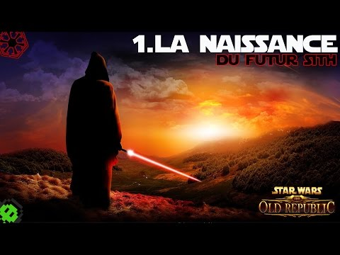 Star Wars The old républic I Gameplay Fr I #1 La naissance du Sith ..