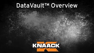 KNAACK® | Introducing DataVault Jobsite Secure Digital Plan Station Walk Around