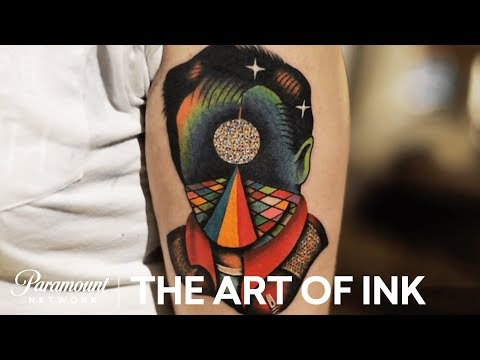 'Surrealism Tattoos' The Art of Ink (Season 2) Digital Exclusive | Paramount Network