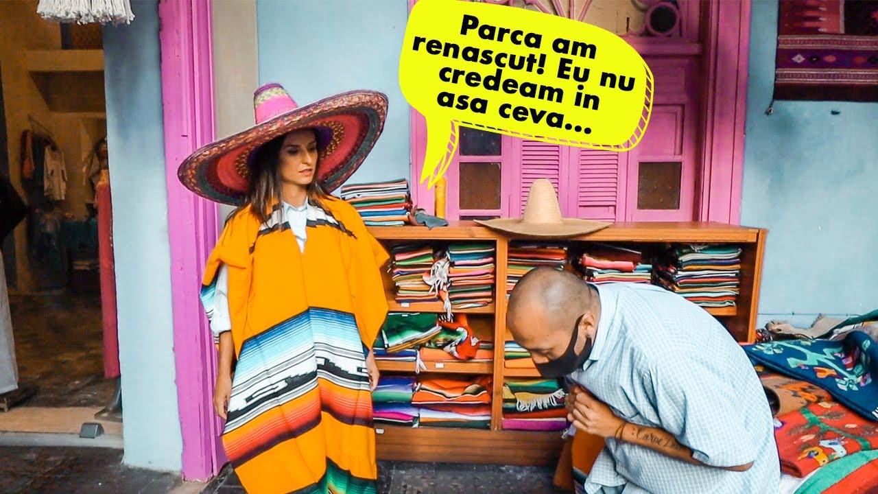 Experiență ȘAMANICĂ în orașul telenovelelor din MEXIC | Merida