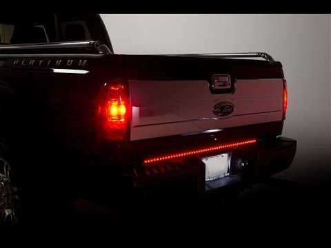 Ijdmtoy led truck tailgate light strip vs generic led strip youtube ijdmtoy led truck tailgate light strip vs generic led strip aloadofball Images