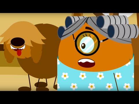 Мультфильм про собаку и -