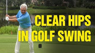 How To CLEAR YOUR HIPS In The Golf Swing (THE TRUTH!)