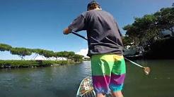 Florida SUP - Bote Flood Bugslinger board